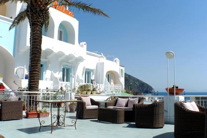 Hotel La Palma Tropical Hotel