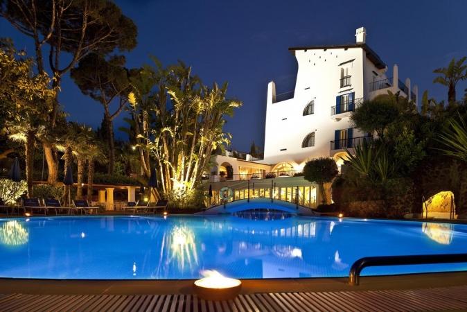 Grand Hotel Il Moresco Hotel