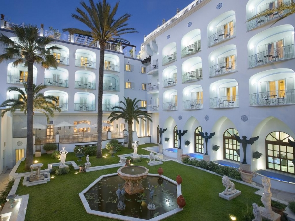 Terme Manzi Hotel & Spa Hotel
